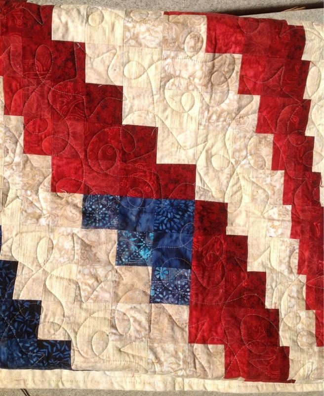 bargello quilt pattern instructions
